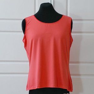 💰3/20$💰EMOTIONS Coral sleeveless camisole